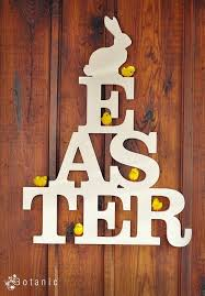 Easter Wall Decorations Ideas by Creative Easter Outdoor Decoration Ideas Hative