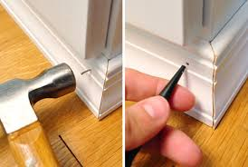 how to add trim to bottom of kitchen cabinets adding molding to cabinets to make them look built in