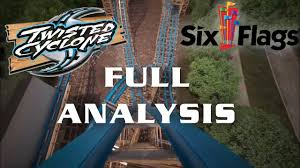 Can I Use My Six Flags Season Pass Anywhere Twisted Cyclone Analysis Six Flags Over Georgia 2018 Roller