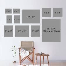 image result for photo frame sizes size references pinterest
