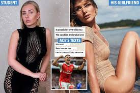 alexis sanchez wife alexis sanchez offered student paulina sobierajska 1 000 for sex