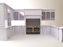 model kitchen cabinets kitchen cabinets appliances 3d cgtrader