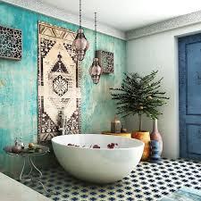 Designer Bathroom Wallpaper The 25 Best Funky Bathroom Ideas On Pinterest Small Vintage