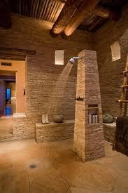 stone tile bathroom chrome hinge beige mozaic floor tile natural