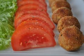 cuisiner du thon en boite boulettes de thon aux légumes les recettes de la cuisine de asmaa