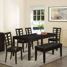 dining room wood dining room sets elegant kitchen superb black