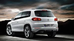 volkswagen tiguan 2017 r line volkswagen tiguan r line accessories introduced