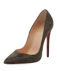 christian louboutin shoes u0026 heels at neiman marcus