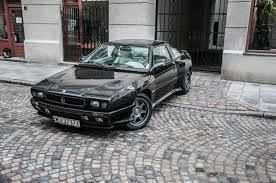 maserati karif 1992 maserati shamal classic driver market