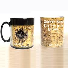 Color Changing Mugs Harry Potter Mug Free Shipping Worldwide