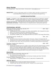 exles of resume cover letters best solutions of resume sle simple the format for it live
