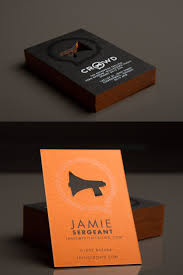 Great Business Card Designs 48 Best Business Card Designs Images On Pinterest Business Card
