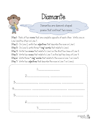 diamante poem kites a fun and creative way to teach writing
