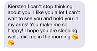 15 of the cutest text messages from couples