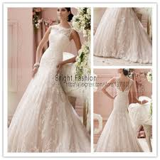 aliexpress com buy simple off white wedding dresses 2016 new
