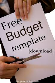 Template For Budgeting Money Top 25 Best Free Budget Template Ideas On Pinterest Bill