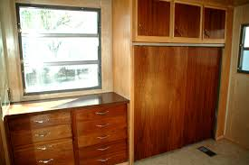 1960 Bedroom Furniture by 1959 Spartan Mobile Home