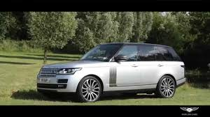 range rover silver 2017 range rover 5 0l supercharged autobiography marlow cars youtube