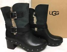 ugg noira buckle calf boots ugg australia buckle mid calf boots for ebay