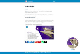 wp amp u2014 accelerated mobile pages for wordpress and woocommerce by