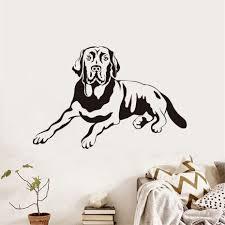Great Dane Home Decor Online Get Cheap Labrador Dog Decals Aliexpress Com Alibaba Group