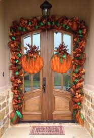 161 best thanksgiving wreaths images on autumn deco