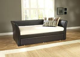 Daybed With Trundle And Storage Bed With Trundle Canada Double Daybed White Wood With Trundle