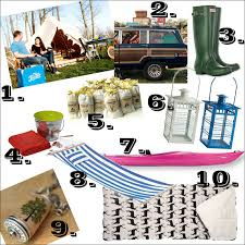 suburban camping co some must haves for your next glamping