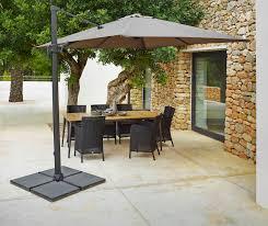 Threshold Offset Patio Umbrella Rectangular Outdoor Umbrellas Home Outdoor Decoration