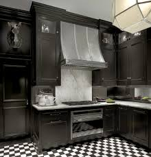 Kitchen Cabinet Paint Kitchen Amazing Black Cabinet Paint Black Gloss Kitchen