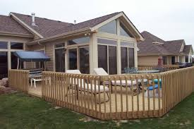 Patio Enclosure Kit by Addition Sunrooms 4 Season Rooms Decks On Four Seasons Sunroom