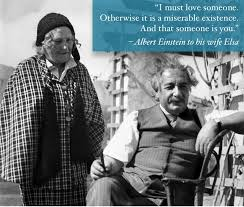 wedding quotes einstein albert einstein s wise words about from the grapevine