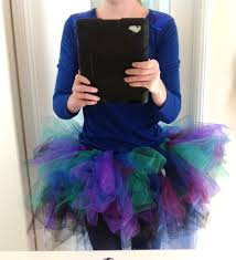 Peacock Halloween Costume Women Sane Tutu Tutorial Peacock Costume