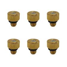 Patio Misting Kits Mistcooling Replacement Misting Nozzles 10 24 Thread Nozzle