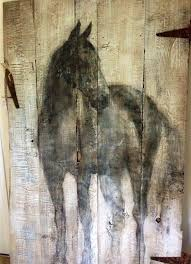 Pictures Of Old Barn Doors Old Barn Door Used As A Painters Pallet How Beautiful Is This