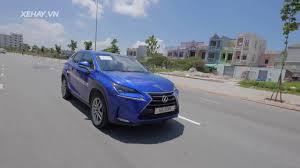 xe lexus rx200t 2016 đánh giá xe lexus nx200t 2016 youtube