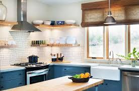 Austin Kitchen Cabinets Inside An Eclectic Austin Kitchen Mydomaine
