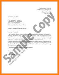 Medical Leave Letter Template 100 Original Papers Application Letter For Illness