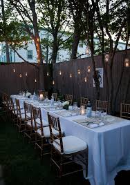 Backyard Parties Best 25 Small Backyard Weddings Ideas On Pinterest Small