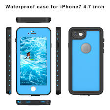 waterproof case for iphone7 4 7inch dot pro iphone 7 redpepper