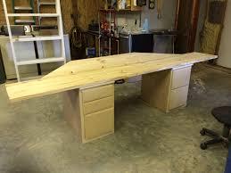 Desk Ideas Diy by Tbib Ideas Cool Diy Studio Desk Plans Recording Idolza