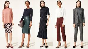 work attire back to basics how to dress business casual fashionista