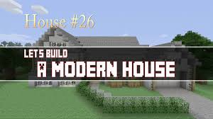 let u0027s build a split level house part 2 in minecraft house 26
