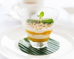 cuisine de a a z verrine verrine de fruits mixés au yaourt cuisine dessert le