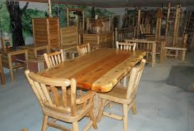 rustic log dining room tables explore rustic log dining room game tables