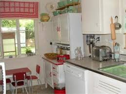 Vintage Kitchen Decorating Ideas Retro Kitchen Decorating Ideas Marti Style Best Popular