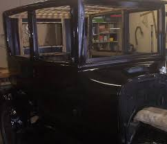 model t ford forum painting miss gracie