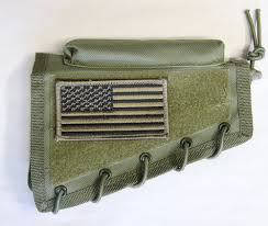 American Flag Morale Patch Amazon Com M1surplus Tactical Green Color Cheek Rest With Stock