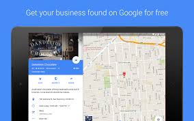 Build Your Own Android App 14 Mapping Your Way To Google Maps by Google My Business Android Apps On Google Play