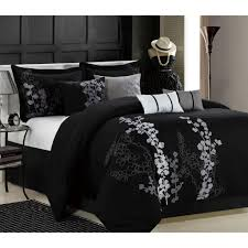 Black And Blue Bedding Sets Bedroom Twin Size Black Bedding Sets With Iron Bed Frame Where